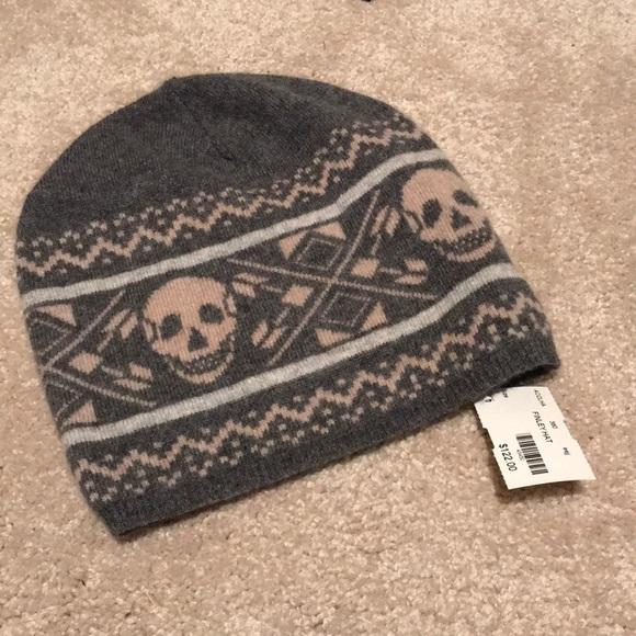 skull cashmere Accessories  a609aceb58f
